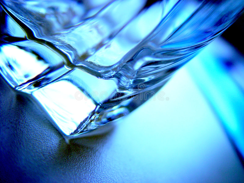 Trinkendes Glas stockbilder