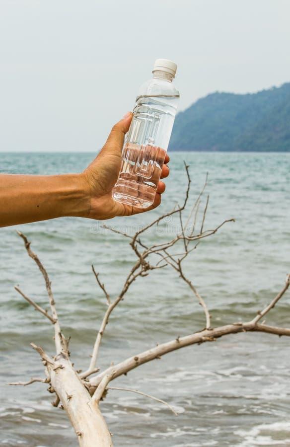 Trinkwasserflasche stockfotos