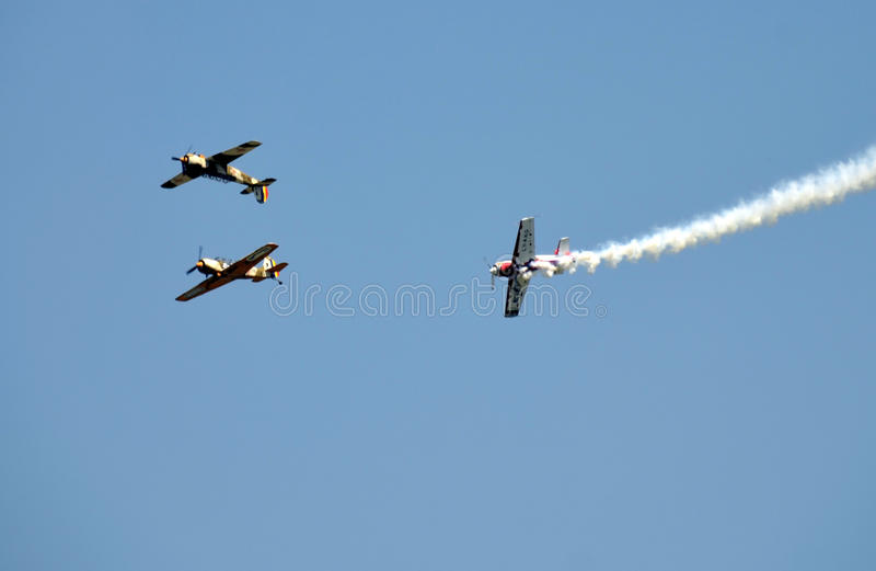 Download Trio Bucharest editorial photo. Image of airplane, force - 25836386