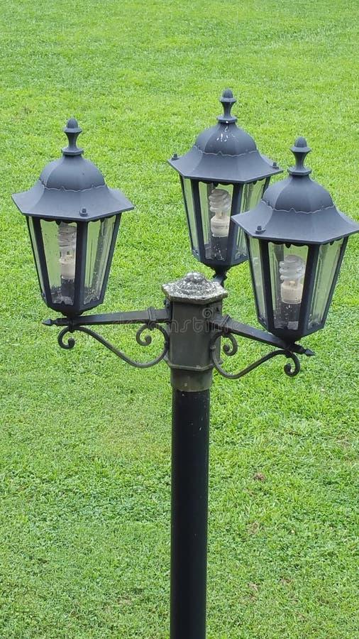 Trio des lumières photo stock