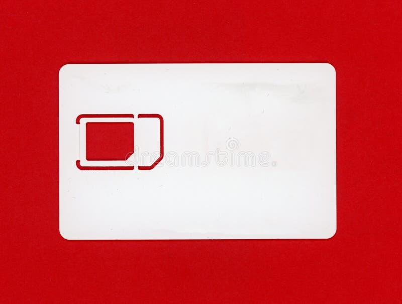 triosidkort (standard mikro-nano) royaltyfri fotografi