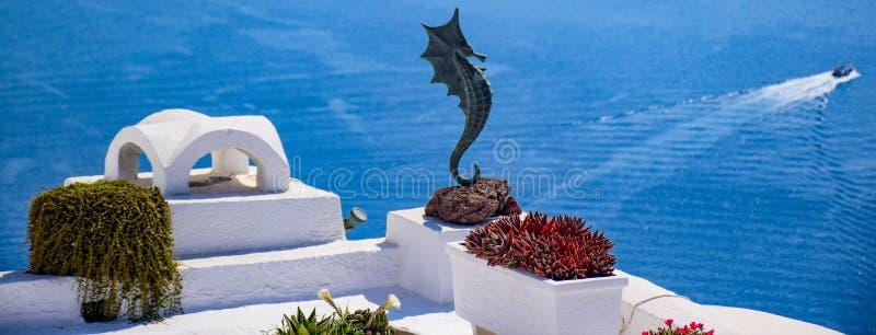 Photos from Santorini island, Cyclades, Greece royalty free stock photo
