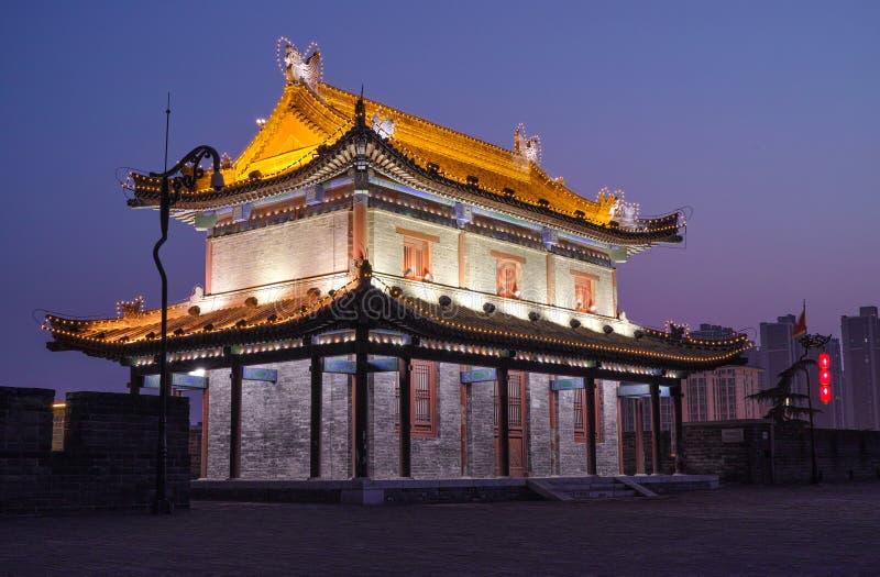 Trip to Xi'an stock photo
