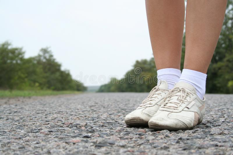 Download Trip01 stock photo. Image of jogging, distance, sport - 1590916