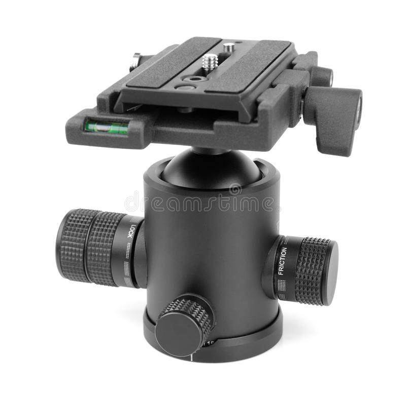 Download Tripod ball head. stock image. Image of isolated, stand - 39820645
