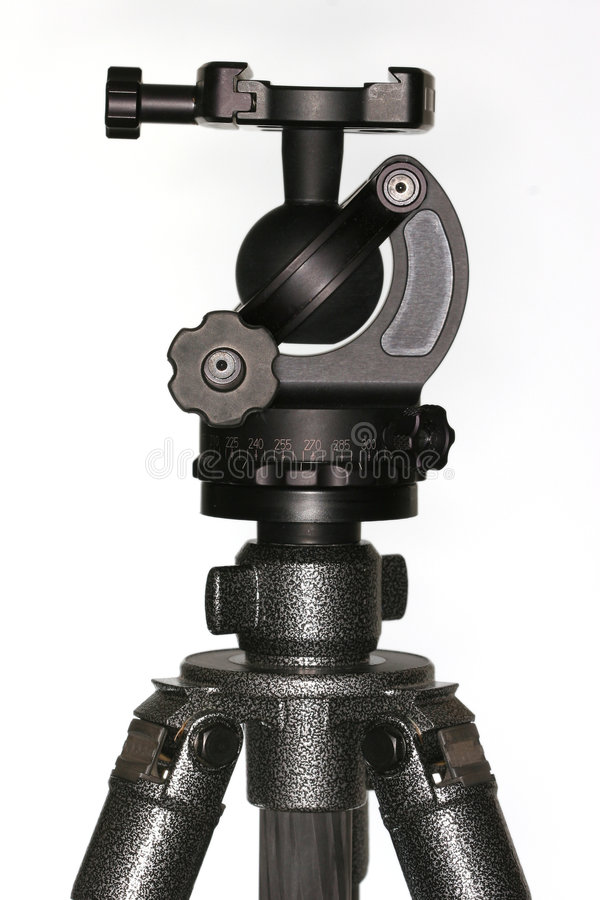 Tripod ballhead 1 stock image