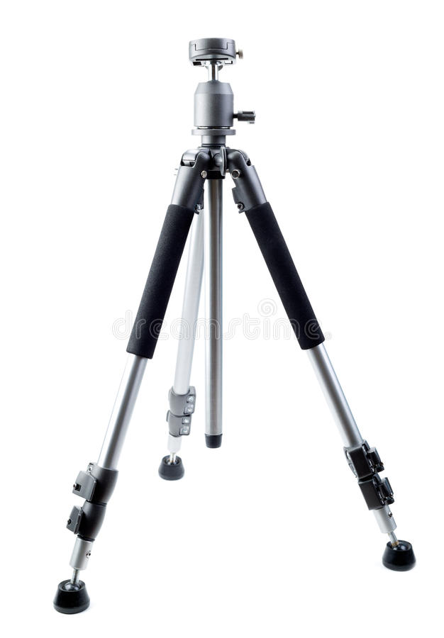 Free Tripod For Photo And Video Cameras Stock Images - 27617124