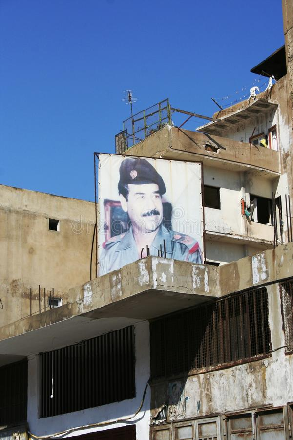 Tripoli Libanon konflikt arkivbilder