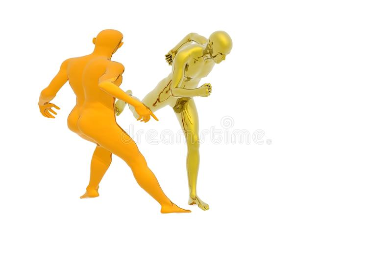 Download Tripping render stock illustration. Illustration of people - 16464879