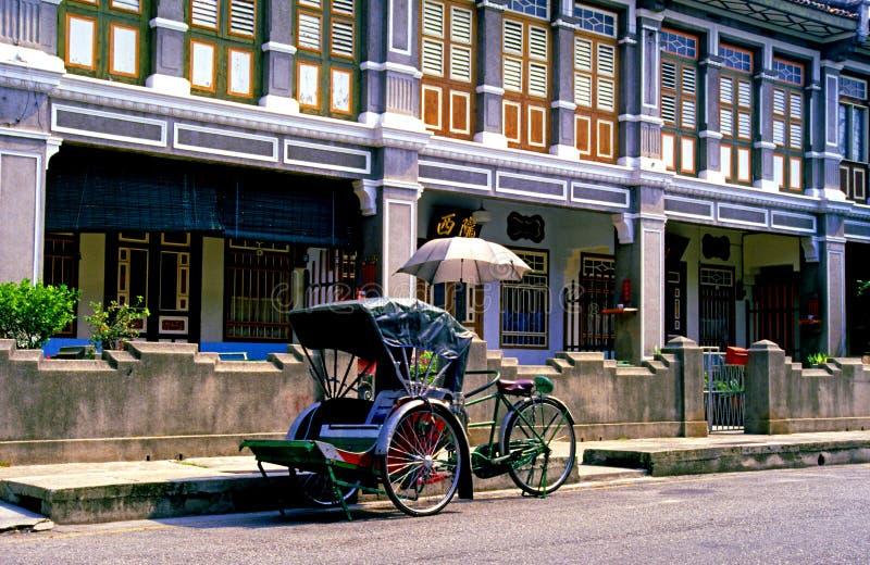 Trishaw fotos de stock royalty free