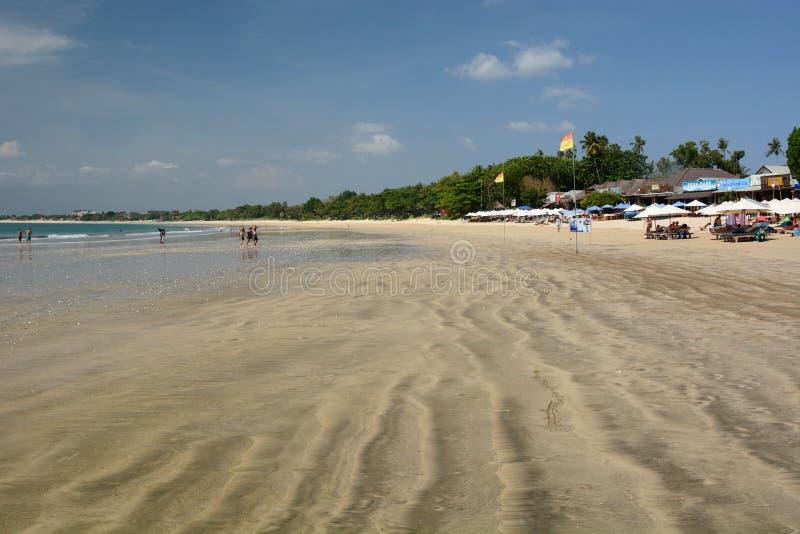 tristan的海岛 Jimbaran 巴厘岛 印度尼西亚 库存图片