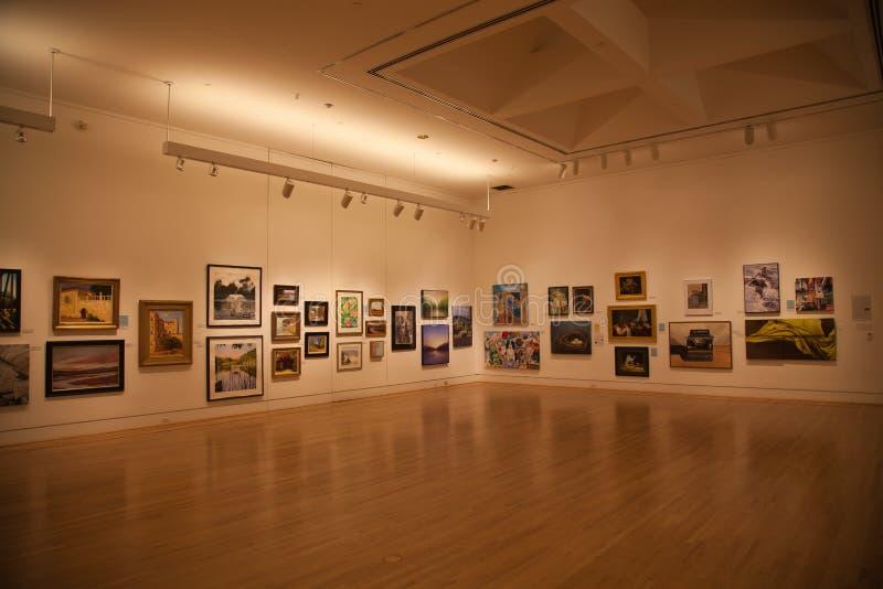Triton Museum of Art stock images