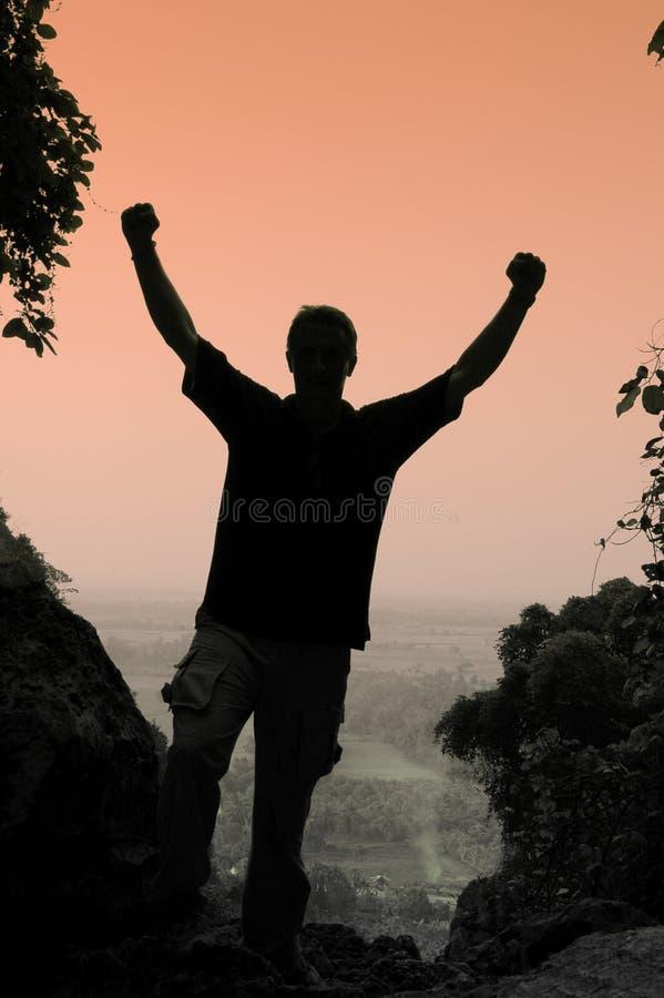 Download Triumph stock image. Image of surmount, conquer, climb - 1513381
