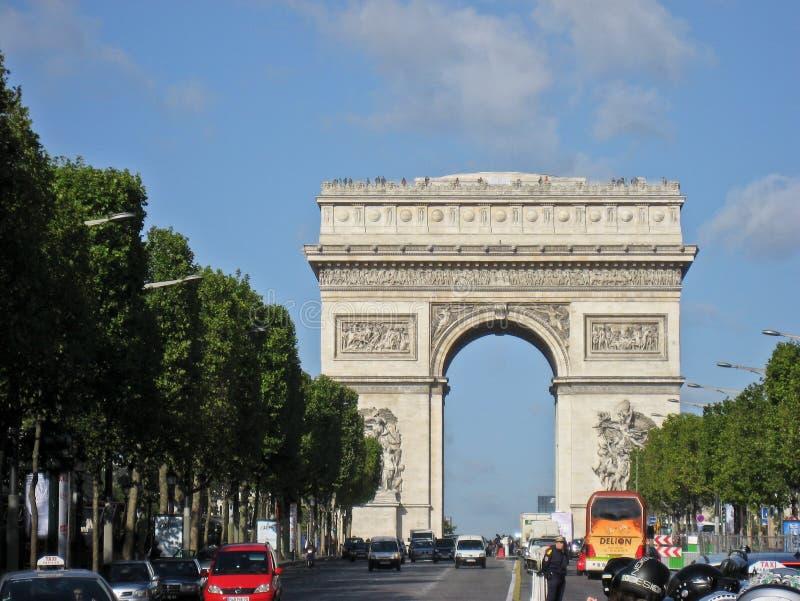 Download Triumph Arch Paris editorial photo. Image of france, triumph - 18375186