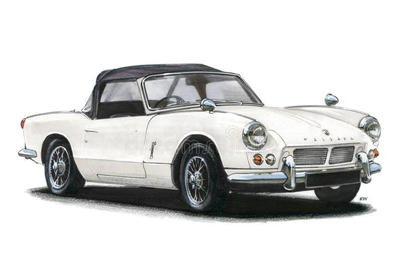 Triumph cholernik Mk1 ilustracji