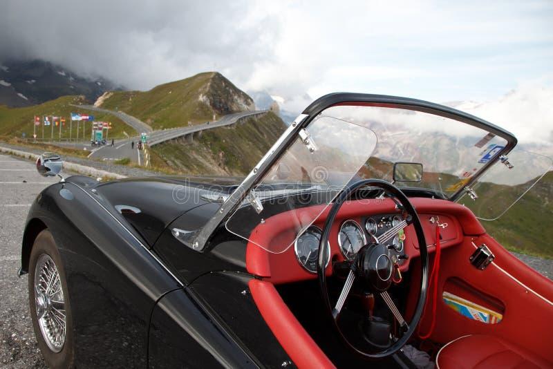 Triumph TR 3 stock photos
