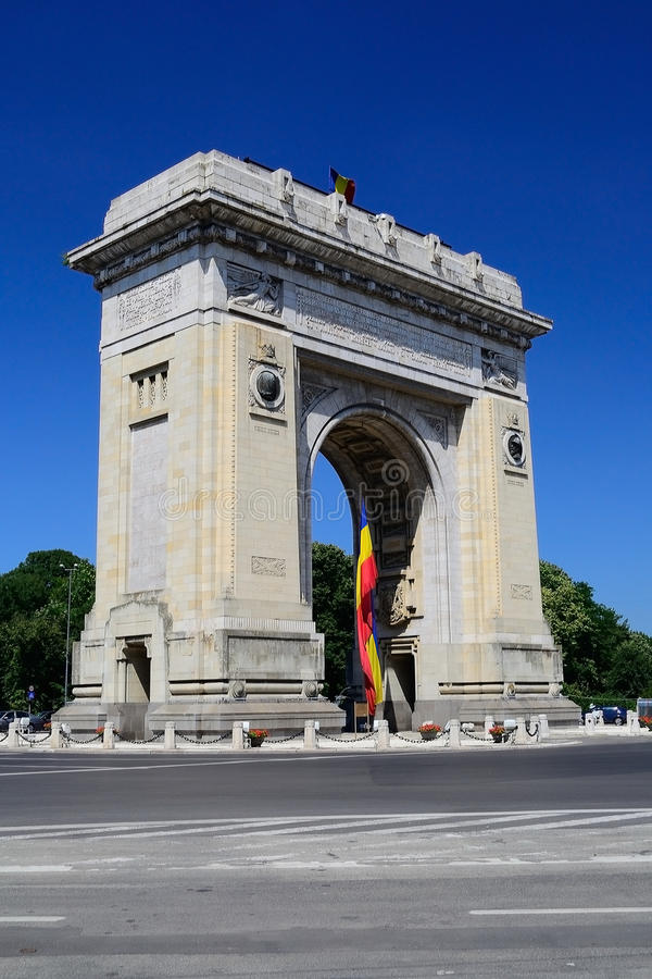 Download Triumphal Arch stock image. Image of detailed, great - 20702385
