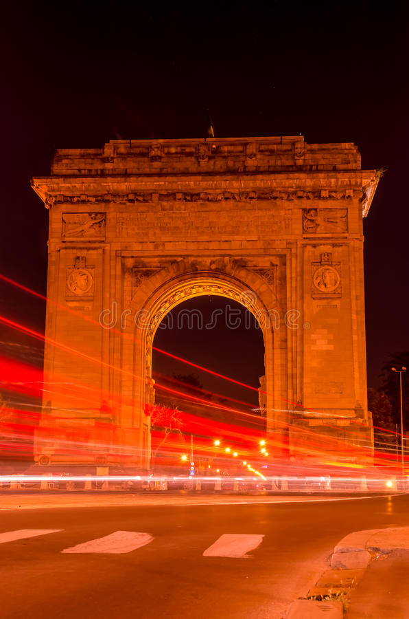 Download Triumphal arch stock image. Image of symbol, view, monument - 26887359