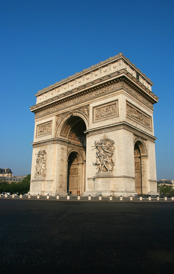 Free Triumphal Arch Stock Images - 2777174