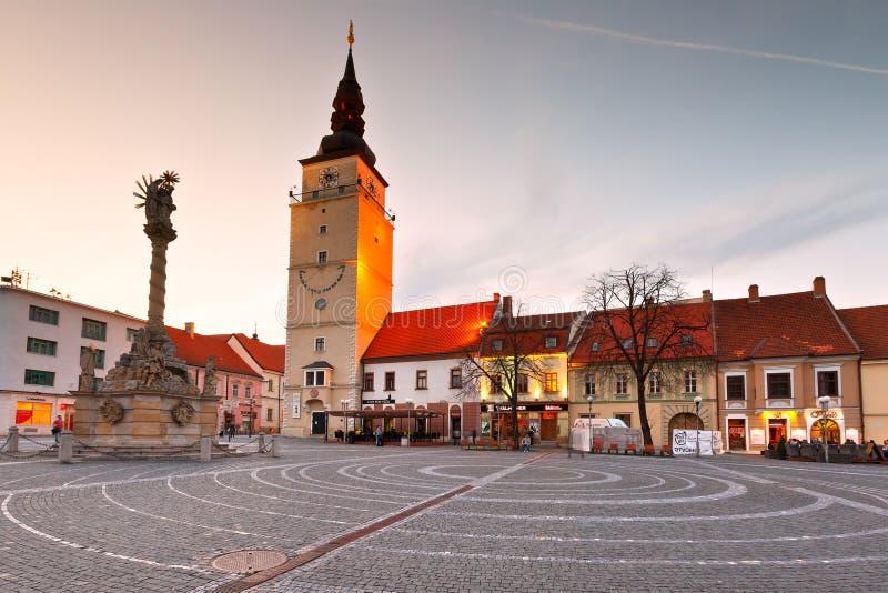 Trnava,斯洛伐克 库存图片