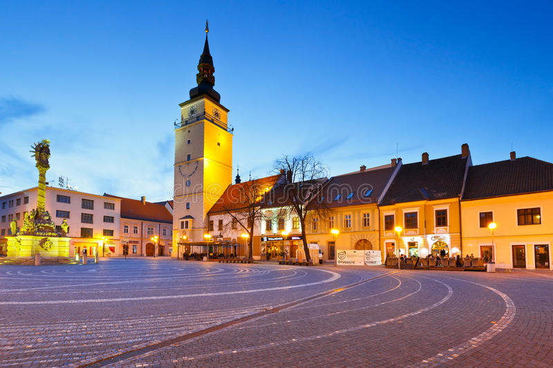 Trnava,斯洛伐克 免版税库存照片