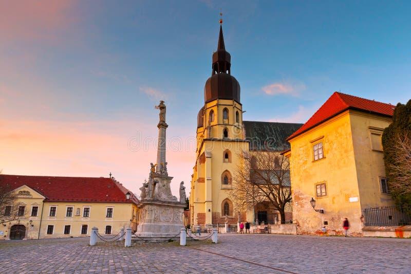 Trnava, Slowakije royalty-vrije stock afbeeldingen