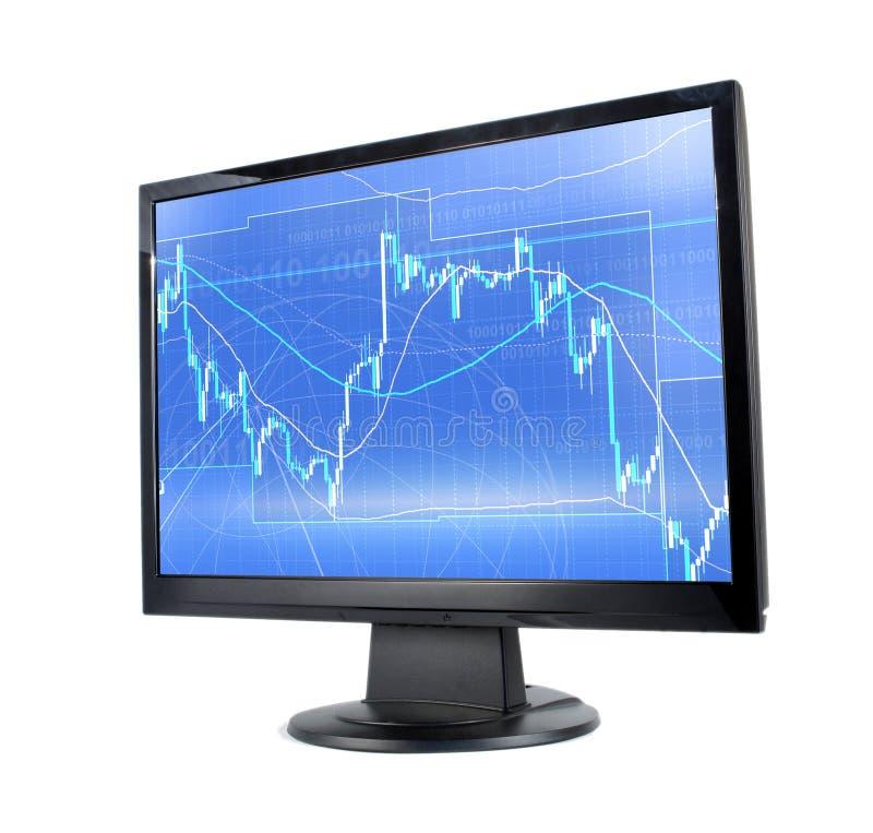 Troca dos estrangeiros imagem de stock