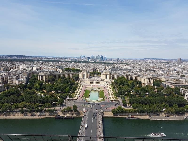 Trocadero Palace royalty free stock photo