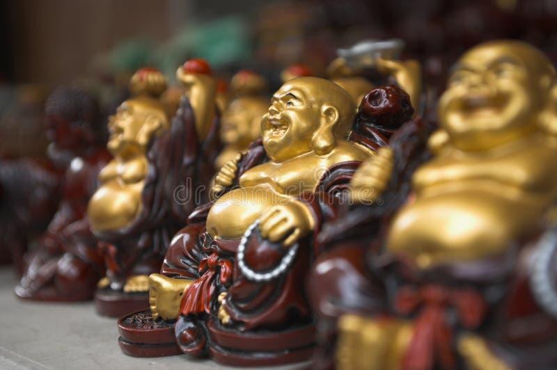 trochę buddhas obrazy royalty free