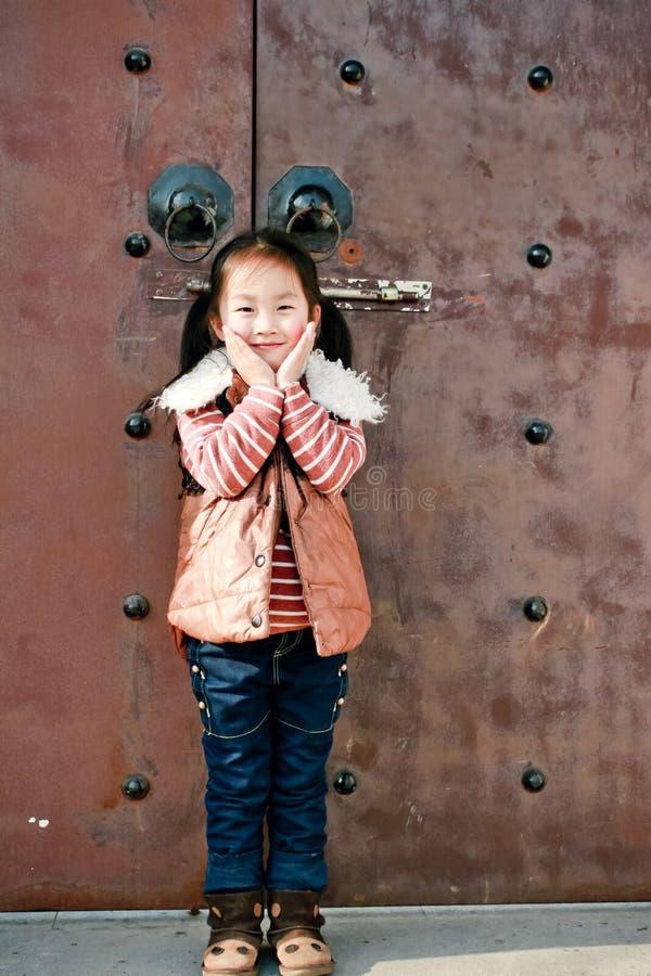 trochę chińska dziewczyna zdjęcia royalty free
