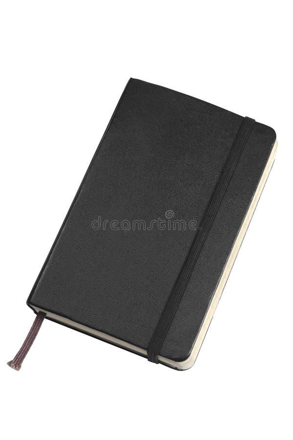 trochę czarny książka zdjęcie stock