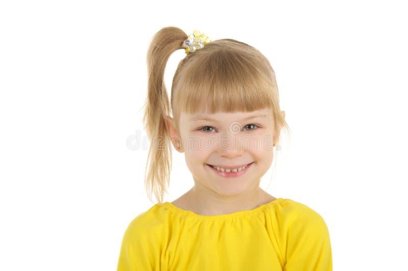 trochę piękna dziewczyna obrazy royalty free