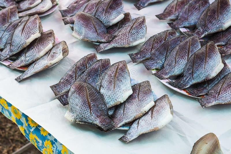 Trockene Fische lizenzfreie stockfotos
