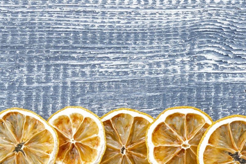 Trockene Zitrone stockfotos