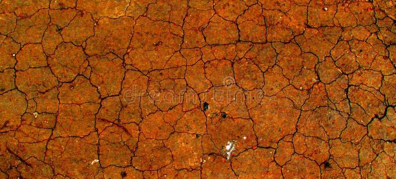 Trockener Boden lizenzfreies stockfoto