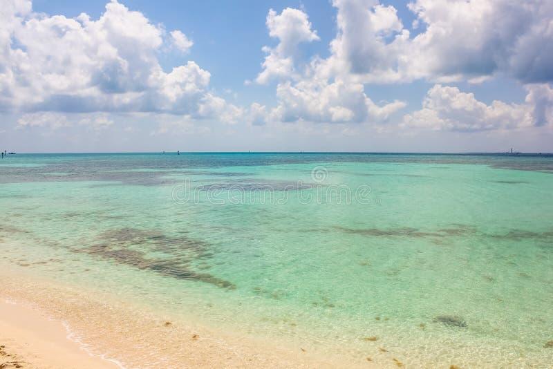 Trockener Tortugas-Hintergrund lizenzfreies stockfoto