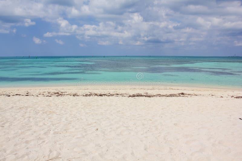 Trockener Tortugas-Hintergrund lizenzfreie stockfotografie