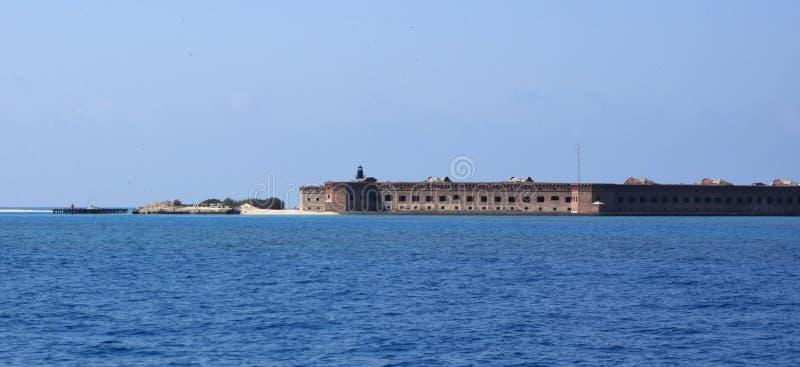 Trockener Tortugas Nationalpark lizenzfreies stockfoto