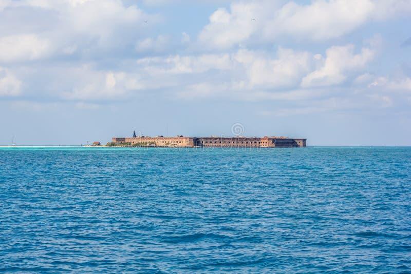 Trockener Tortugas Nationalpark lizenzfreie stockfotografie