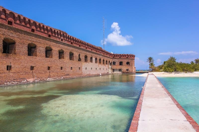 Trockenes Tortugas Florida stockfotografie