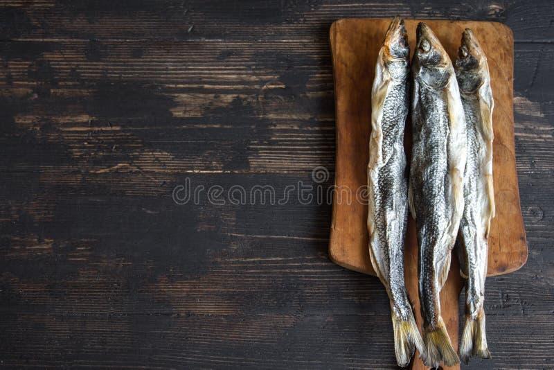Trockenfisch, Schmelze lizenzfreies stockbild