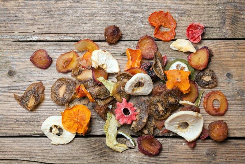 Trockenfrüchte stockbilder