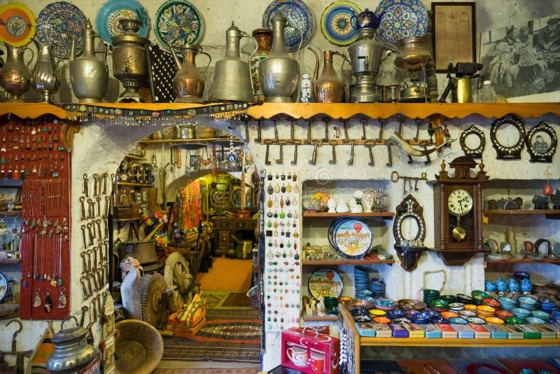 Troepwinkel stock fotografie