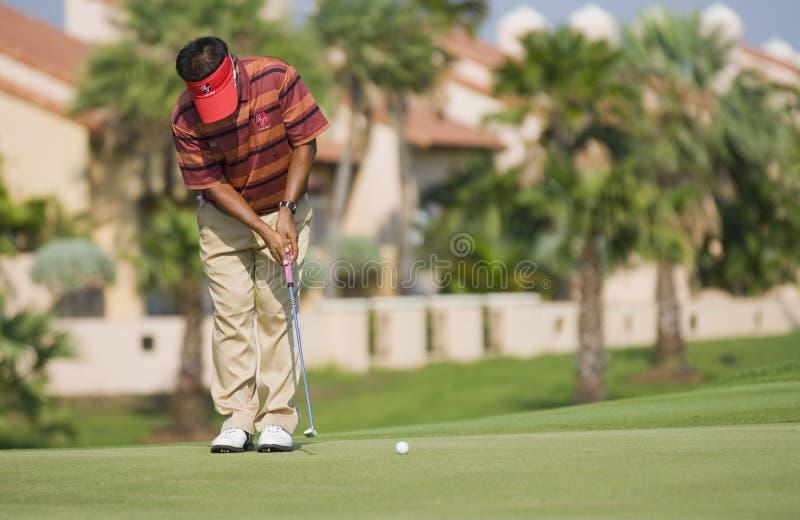 trofé 2010 för turnering för asia Europa golf kunglig vs royaltyfri bild