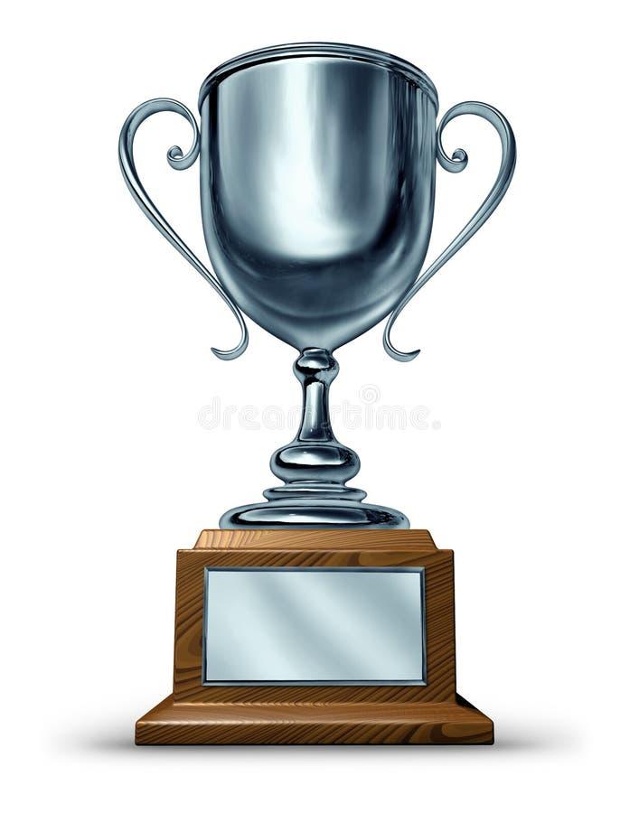 Trofee vector illustratie