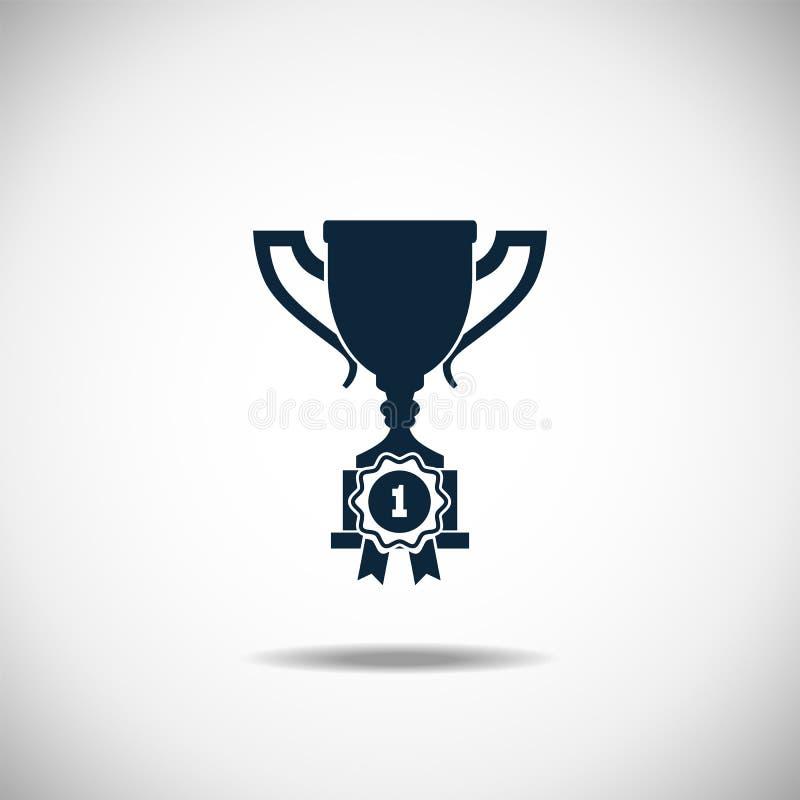 Trofee stock illustratie