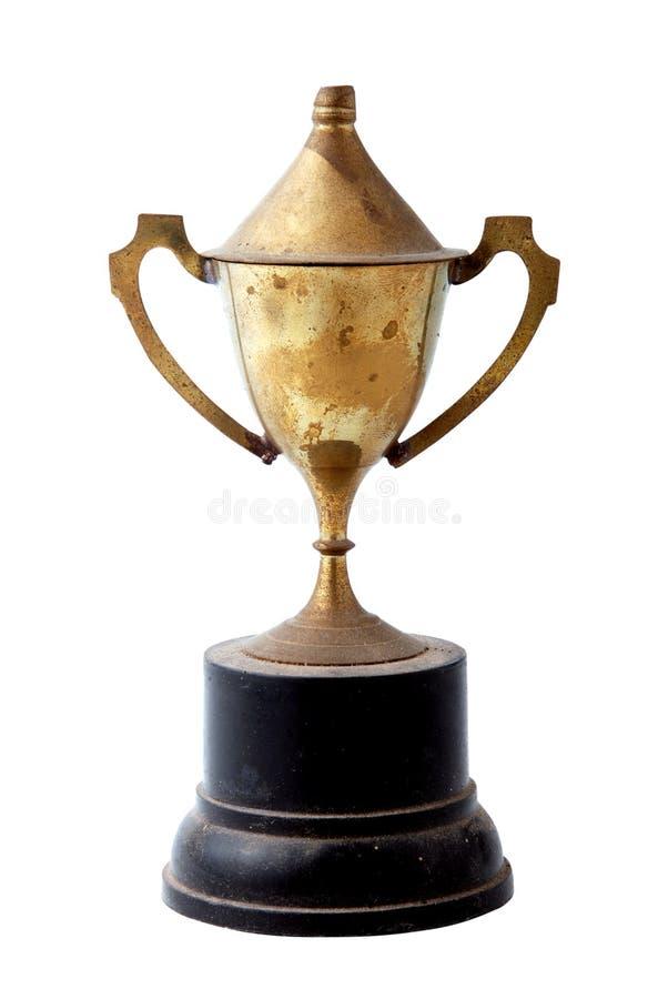 Trofee royalty-vrije stock afbeelding
