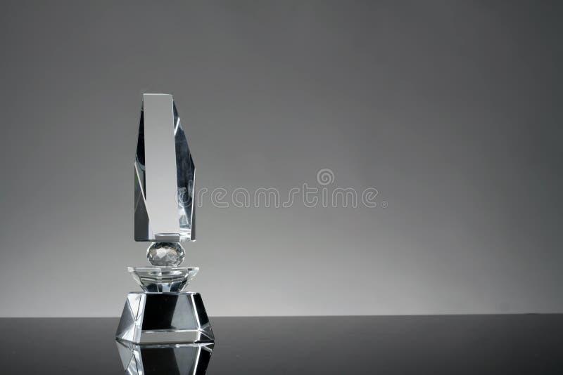 Trofeo fotografie stock libere da diritti