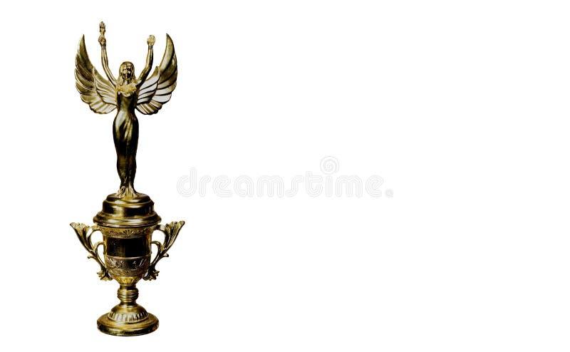 Trofeo fotografia stock libera da diritti