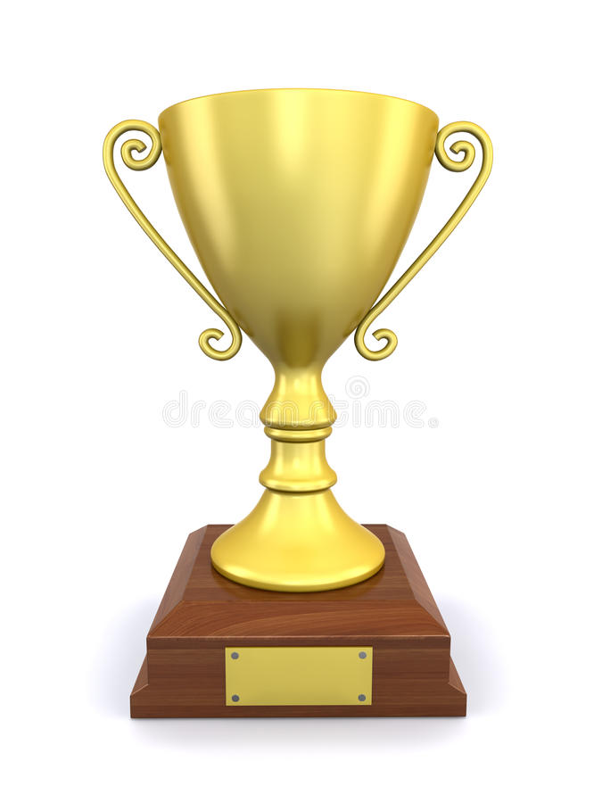 Trofeo del campeón libre illustration